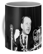 Andre Malraux (1901-1976) Coffee Mug