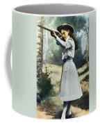 Annie Oakley (1860-1926) Coffee Mug