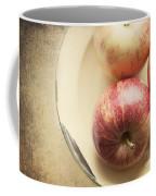 3 Apples Coffee Mug