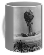 Atomic Bomb Explosion Coffee Mug