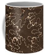 Baculites Fossil Coffee Mug