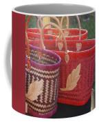 3 Baskets Coffee Mug
