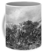 Battle Of Monmouth, 1778 Coffee Mug