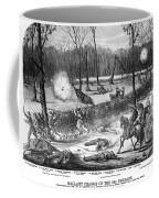 Battle Of Shiloh, 1862 Coffee Mug