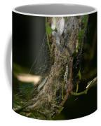 Bird-cherry Ermine Caterpillars Coffee Mug