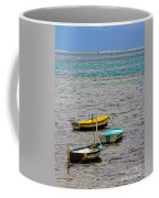 3 Boats Coffee Mug