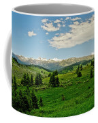 Bridger Mountain View Coffee Mug