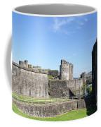 Caerphilly Castle Coffee Mug
