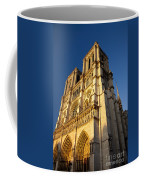 Cathedral Notre Dame Coffee Mug