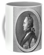 Catherine II (1729-1796) Coffee Mug