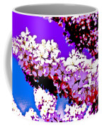 Cherry Blossom Art Coffee Mug
