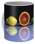 Citrus Fruits Coffee Mug by Joana Kruse