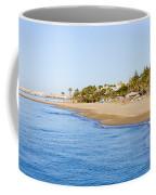 Costa Del Sol In Spain Coffee Mug
