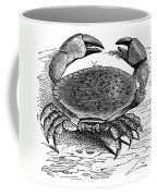 Crab Coffee Mug