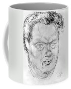 Dylan Thomas (1914-1953) Coffee Mug