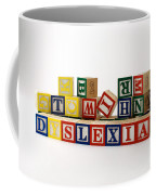 Dyslexia Coffee Mug