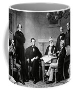 Emancipation Proclamation Coffee Mug by Photo Researchers
