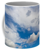 English Summer Sky Coffee Mug
