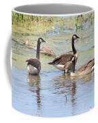 Geese Coffee Mug