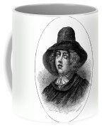 George Fox (1624-1691) Coffee Mug