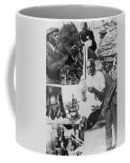 George W. Carver, African-american Coffee Mug by Science Source