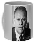 Gerald R. Ford (1913-2006) Coffee Mug by Granger