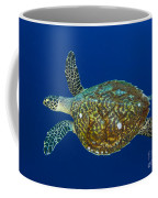 Hawksbill Sea Turtle, Kimbe Bay, Papua Coffee Mug