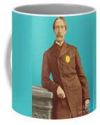 Henry Bergh, American Founder Of Aspca Coffee Mug