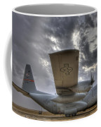 High Dynamic Range Image Of A U.s. Air Coffee Mug