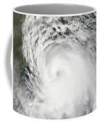 Hurricane Ike Coffee Mug
