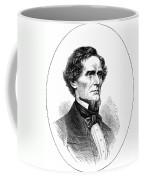 Jefferson Davis (1808-1889) Coffee Mug