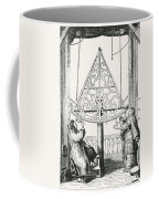 Johannes Hevelius, Polish Astronomer Coffee Mug