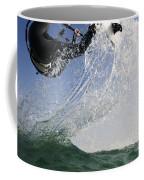 Kitesurfing Board Coffee Mug
