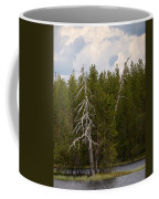 Lake Huosius At Hossa Coffee Mug