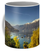 Lake With Snow-capped Mountain Coffee Mug
