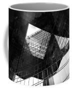 London Southbank Abstract Coffee Mug