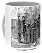 Ludlow Street Jail, 1868 Coffee Mug