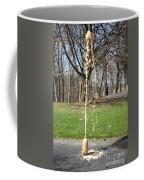 Mentos And Soda Reaction Coffee Mug