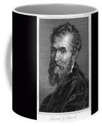 Michelangelo (1475-1564) Coffee Mug by Granger