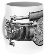 Motorcycle, 1902 Coffee Mug