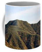Ojai Valley With Snow Coffee Mug