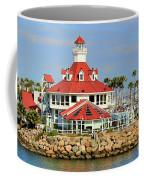 Parker's Lighthouse Restaurant Coffee Mug