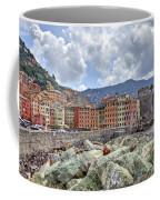 Port Of Camogli Coffee Mug