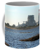 Power Station Coffee Mug by Henrik Lehnerer