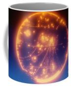 Proton-photon Collision Coffee Mug