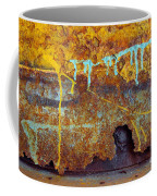 Rust Colors Coffee Mug