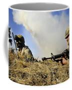 Seabees Defend Their Camp Coffee Mug