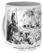 Secession Cartoon, 1861 Coffee Mug by Granger