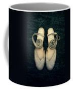 Shoes Coffee Mug by Joana Kruse