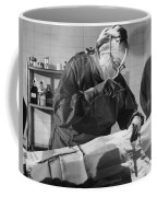 Silent Film Still: Doctor Coffee Mug